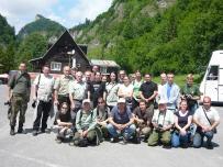 spoločná fotografia účastníkov seminára v Lesnici