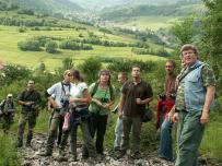prvé pohľady na manažmentové opatrenia na Haligovských skalách